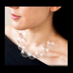 """18"""" Glass Bubble necklace"""